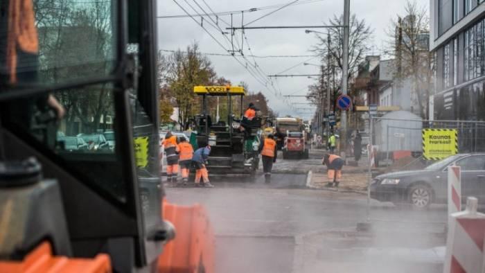 gera-zinia-kauno-vairuotojams-darbai-svarbiausioje-miesto-gatveje-beveik-baigti