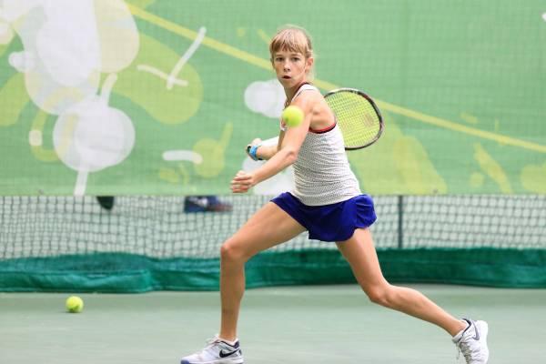 Lietuvos teniso sąjunga atrinko penkis žaidėjus, kurie atstovaus Lietuvai Rytų Europos U14 čempionate. Tarp jų bus ir Jadagonių kaime Kauno rajone gyvenanti Patricija Paukštytė.