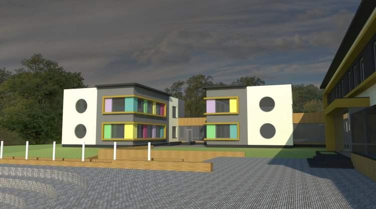 ramuciu-bendruomenei-pristatytas-daugiafunkcio-centro-projektas