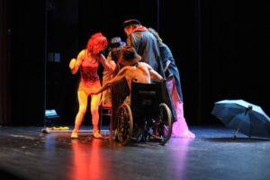 neįgaliųjų teatras