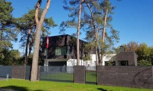 Gyvenamasis namas Kaune