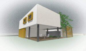 Gyvenamasis namas Kauno raj