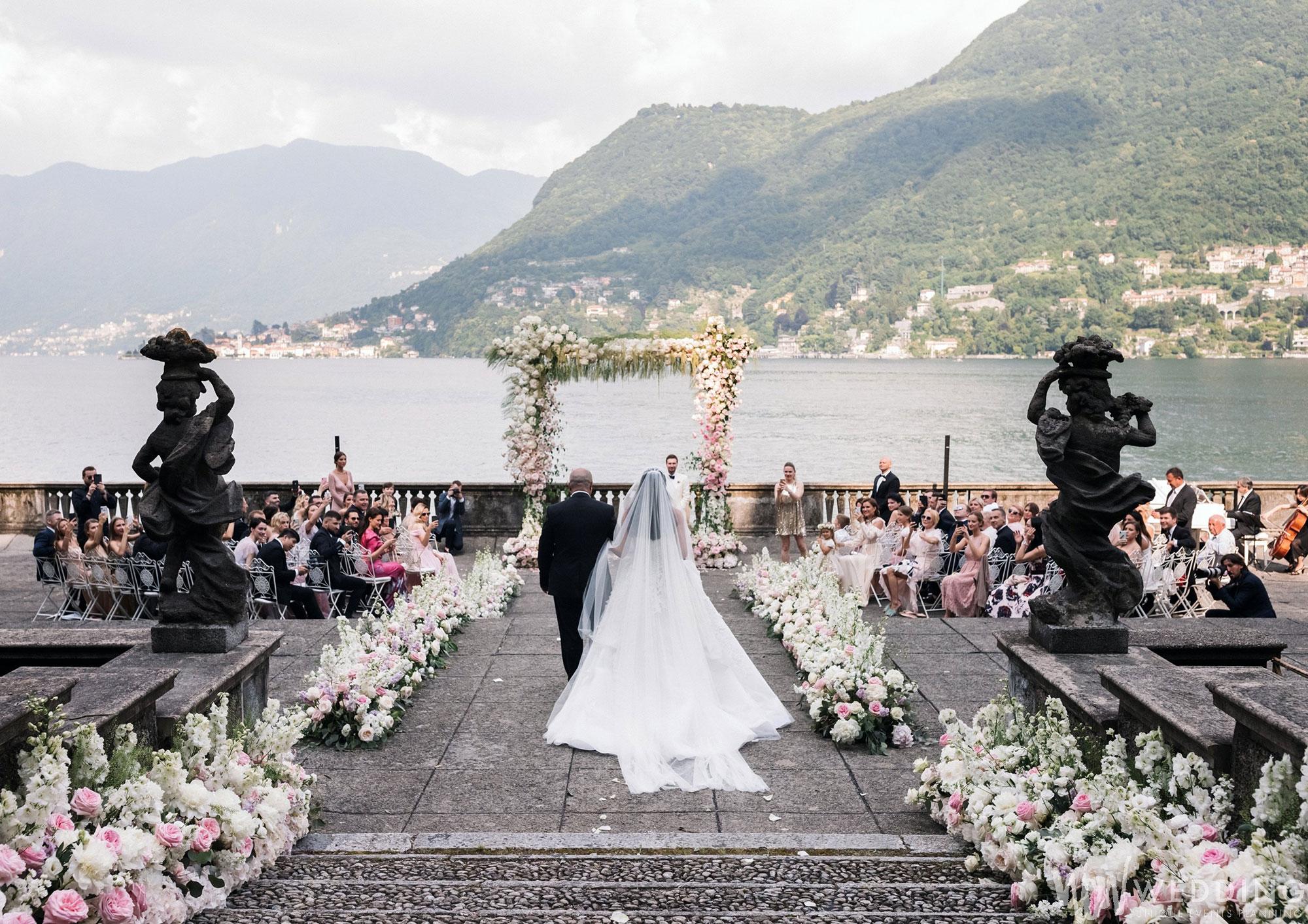 VilmaWedding, vestuvės Italijoje